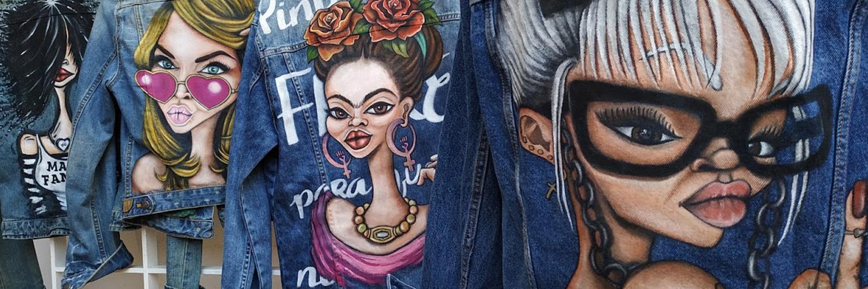 El arte de pintar la moda